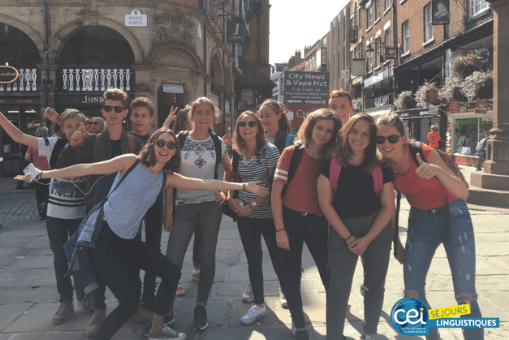 Immersion linguistique activites 2019