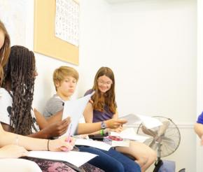 cours anglais minigroupe Hastings